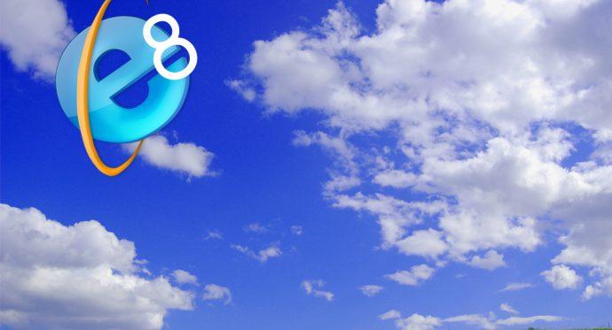 Internet Explorer8サポート終了のお知らせ