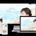 SMILE Beauty Salon-ウェブサイト制作